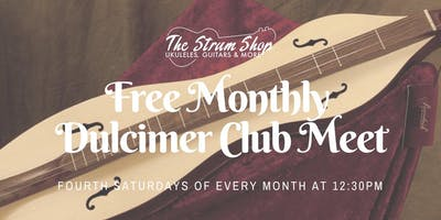 Free Monthly Mountain Dulcimer Club