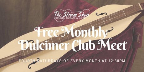 Free Monthly Mountain Dulcimer Club tickets
