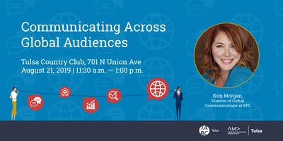 Communicating Across Global Audiences with Kim Morgan-KFC