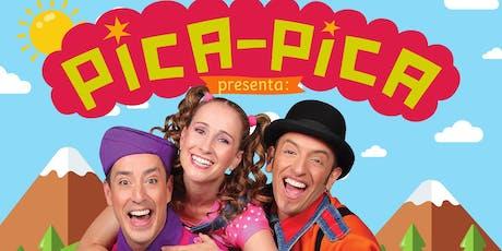 PICA PICA en Teatro Casablanca entradas