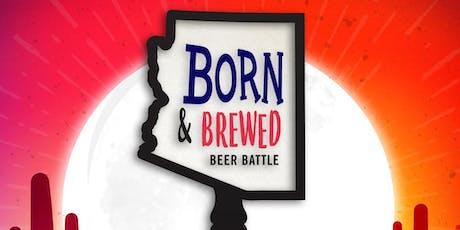Born & Brewed tickets