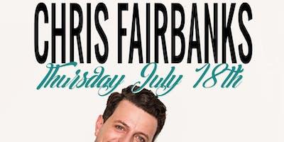 CHRIS FAIRBANKS (Comedy Central, CONAN, HBO)