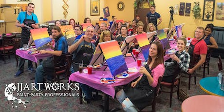 JJArtworks Paint Party: Scola's Restaurant tickets