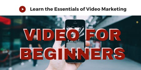 Video for Beginners tickets