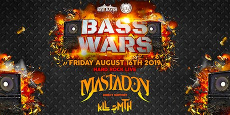EpicRaves & Underground Events Presents : Bass Wars tickets