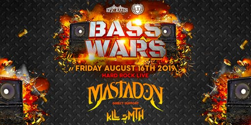 EpicRaves & Underground Events Presents : Bass Wars