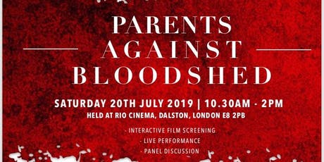Parents Against Bloodshed tickets