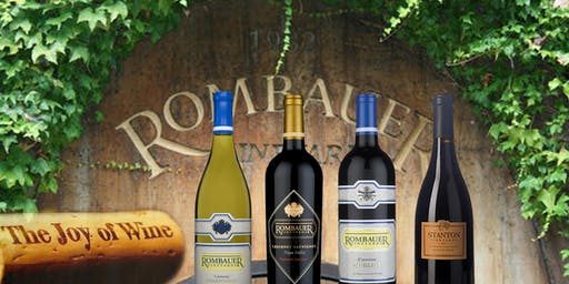 A six course dinner paired with selected wines from Rombauer Vineyards at Le Colonial