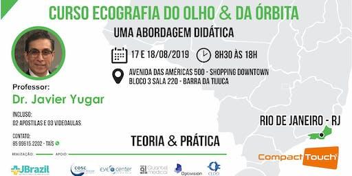 OFTALMOLOGIA - Ecografia do Olho e da Órbita - RIO DE JANEIRO/RJ
