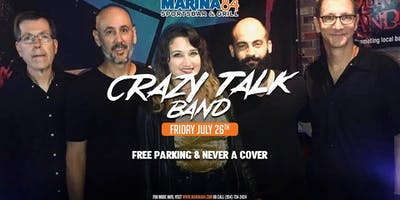 Crazy Talk Rocks Marina84