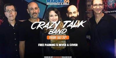 Crazy Talk Rocks Marina84