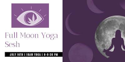 Full Moon Yoga Sesh