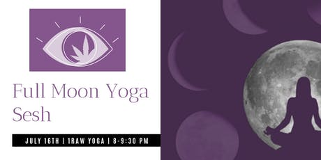 Full Moon Yoga Sesh tickets