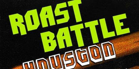 ROAST BATTLE : Houston To Hollwood - PRELIMINARIES tickets