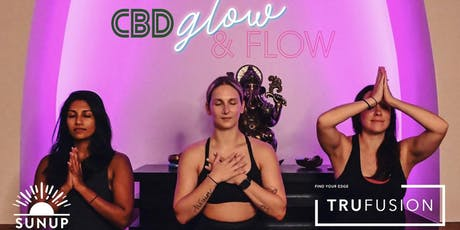 CBD Glow and Flow at TruFusion tickets