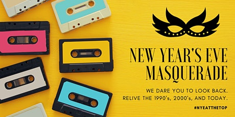 A New Year's Eve Masquerade tickets