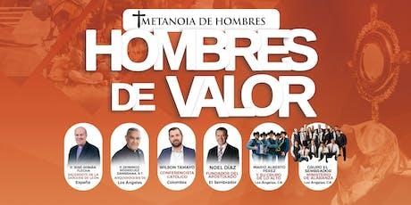 Metanoia de Hombres 2019 tickets