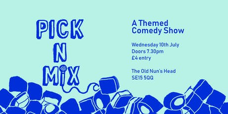 Pick N Mix Comedy: Graduation tickets