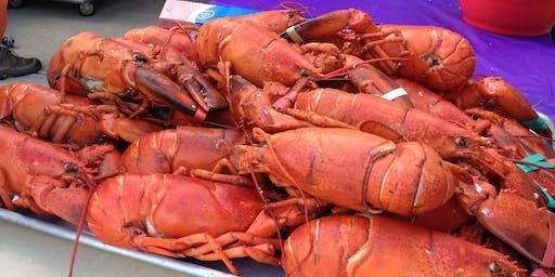 Tahoeritaville Monster Live Maine Lobster Dinner