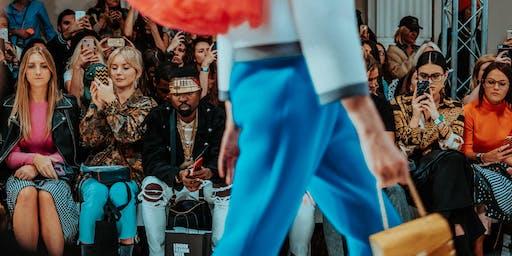 FASHION COLLECTIVE HUB SHOW  SS20  during London Fashion Week