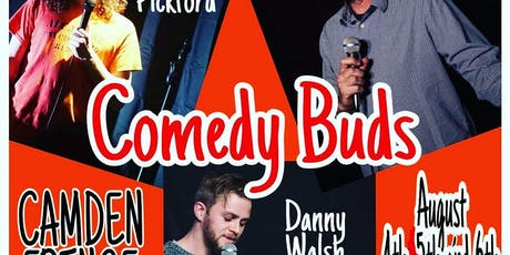 Camden Fringe - Comedy Buds tickets