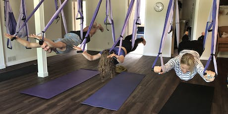 Yoga Trapeze Summer Immersion series  tickets