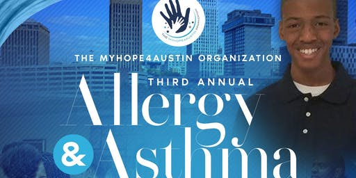 The MyHope4Austin 3rd Annual Asthma & Allergy Awareness Walk & Run