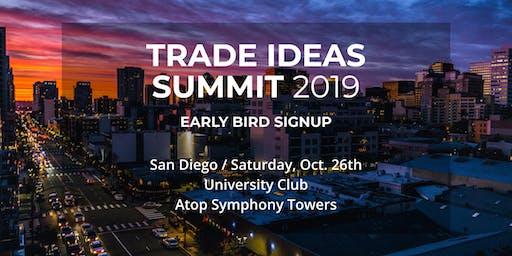 Trade Ideas Summit 2019