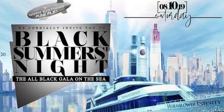 Black Summer Nights Cruise  tickets