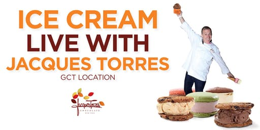 Grand Central Terminal Location- Chocolate Live! w/ Jacques Torres