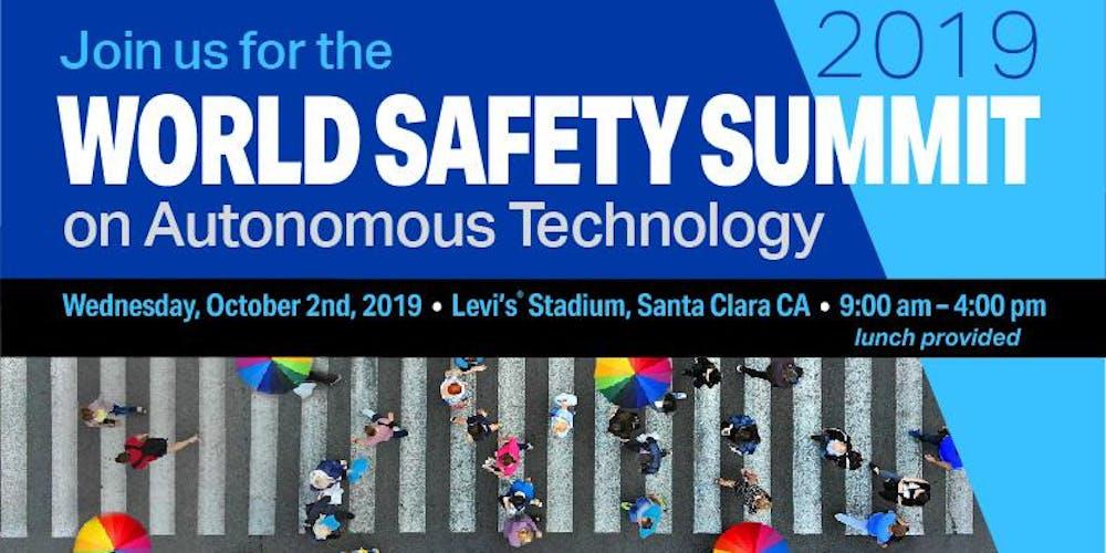Velodyne Lidar Hosts World Safety Summit on Autonomous