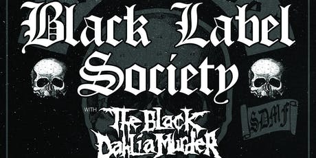 Black Label Society tickets