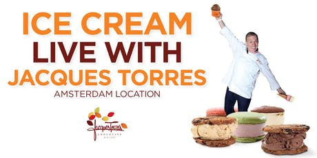 Amsterdam St. Location - Chocolate Live! w/ Jacques Torres  tickets