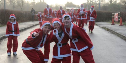 TOTTON SANTA RUN 2019