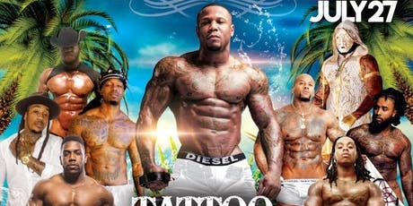 Tattoo Paradise Seduction's All White Bday Extravaganza tickets
