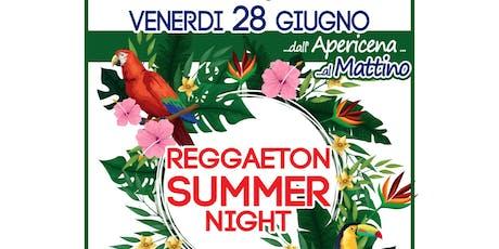 Reggaeton SUMMER NIGHT  • XÒ CAFÈ CLUB • FREE ENTRY  biglietti