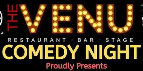 Comedy Wednesday starring Al Romero tickets