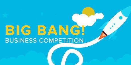 Big Bang! Workshop: Define and Validate Your Business Model tickets