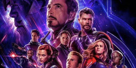 NORTHSIDE: Teen Movie- Avengers: Endgame Rated PG-13 (For Ages 12-17 ONLY) tickets