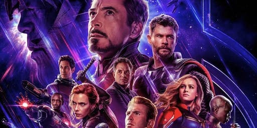NORTHSIDE: Teen Movie- Avengers: Endgame Rated PG-13 (For Ages 12-17 ONLY)