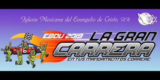 "EBDV 2019 ""LA GRAN CARRERA"""