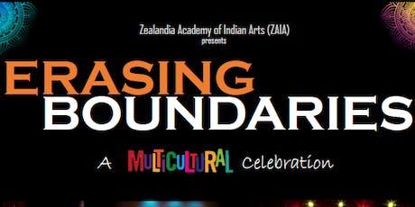 Erasing Boundaries 2019 - Christchurch tickets