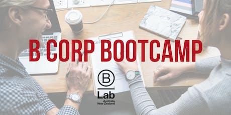 B Corp Boot Camp (Sydney) September 2019 tickets