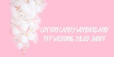 Cotton Candy Wonderland Wedding Workshop and Styled Shoot tickets
