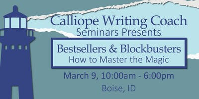 Bestsellers & Blockbusters: How to Master the Magic, San Bernardino