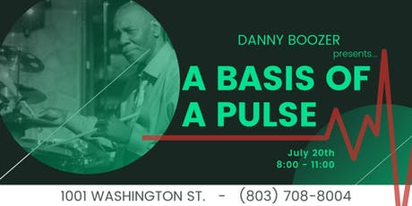 Danny Boozer - The Basis Of A Pulse tickets