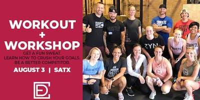 GOAL GETTER Workshop & Workout!