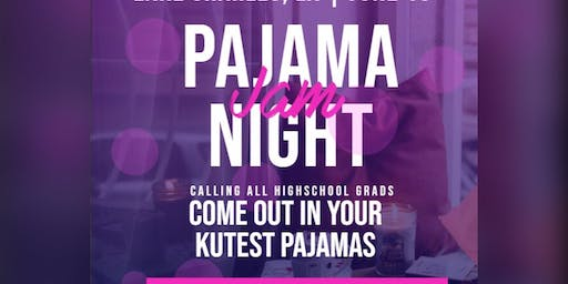 Pajama Jam Night