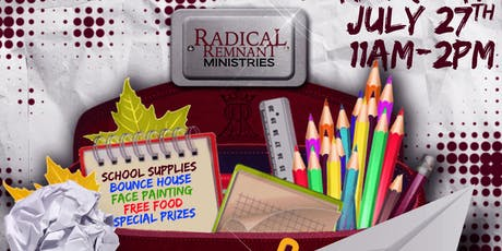 Radical Remnant Back to School tickets