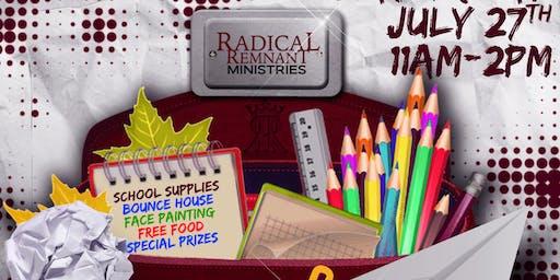 Radical Remnant Back to School